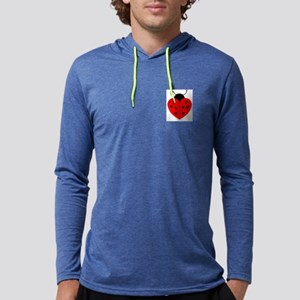 LADY BUG HEART Long Sleeve T-Shirt
